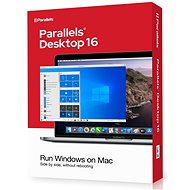 Parallels Desktop 16 for Mac (BOX) - Szoftver PC karbantartásához