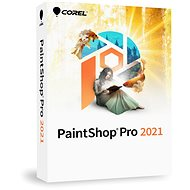 PaintShop Pro 2021 ML (elektronikus licensz) - Grafikai szoftver