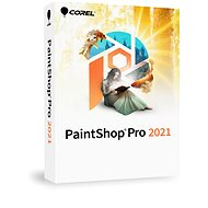 PaintShop Pro 2021 Corporate Edition 1 felhasználónak (elektronikus licenc) - Grafikai szoftver
