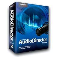 Cyberlink AudioDirector Ultra (elektronikus licenc) - Audio szoftver