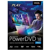 Cyberlink PowerDVD 18 Pro (elektronikus licenc) - Elektronikus licensz