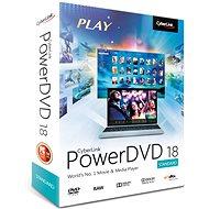 Cyberlink PowerDVD 18 Standard (elektronikus licenc) - Irodai szoftver