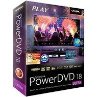 Cyberlink PowerDVD 18 Ultra (elektronikus licenc) - Irodai szoftver