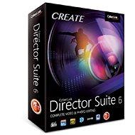Cyberlink Director Suite 6 (elektronikus licenc) - Irodai szoftver