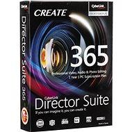Cyberlink Director Suite 365 12 hónapig (elektronikus licenc) - Irodai szoftver