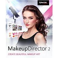 Cyberlink MakeupDirector 2 (elektronikus licenc) - Elektronikus licensz