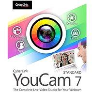 Cyberlink YouCam 7 Standard (elektronikus licenc) - Irodai szoftver