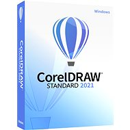 CorelDRAW 2021 szabvány (elektronikus licenc) - Grafikai szoftver