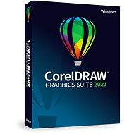 CorelDRAW Graphics Suite 2021 Enterprise Renewal (elektronikus licenc) - Grafikai szoftver