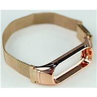 SXT Mi Band 3 fém pánt (M-lock) rózsaszín - Tartozék
