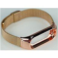 SXT Mi Band 3 fém pánt (3-as típus) rózsaszín - Tartozék