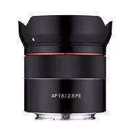 Samyang AF 18mm f/2.8 Sony FE - Objektív