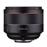Samyang AF 85mm F/1.4 Nikon F - Objektív