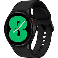 Samsung Galaxy Watch 4 40mm fekete - Okosóra