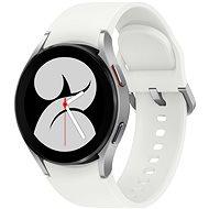 Samsung Galaxy Watch 4 40mm ezüst - Okosóra