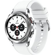 Samsung Galaxy Watch 4 Classic 42mm ezüst - Okosóra
