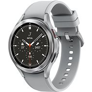 Samsung Galaxy Watch 4 Classic 46mm LTE ezüst - Okosóra
