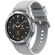 Samsung Galaxy Watch 4 Classic 46mm ezüst - Okosóra