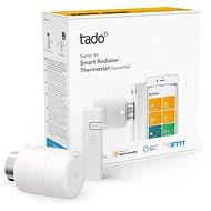 Tado Smart Radiator Thermostat – Starter Kit V3+ vízszintes kialakítás - Fűtésszabályozó készlet
