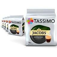 TASSIMO KARTON Jacobs Espresso kapszula, 80 ital - Kávékapszula
