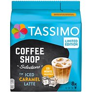 TASSIMO Iced Caramel Latte Kapszula 8 adag - Kávékapszula