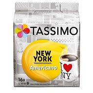 Tassimo NEW YORK AMERICANO 128g - Kávékapszulák