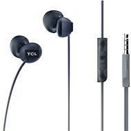 TCL SOCL300 Phantom Black - Fej-/fülhallgató