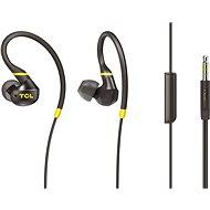TCL ACTV100 Monza Black - Fej-/fülhallgató