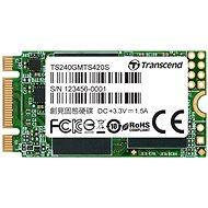 Transcend MTS420 M.2 SSD 240GB - SSD meghajtó