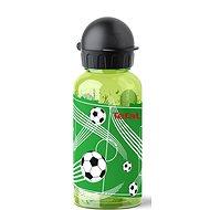 TEFAL KIDS tritan palack 0.4 l zöld-foci - Ivó palack