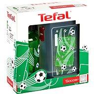 Tefal Doboz és palack szett 0.4l KIDS zöld-focis - Szett