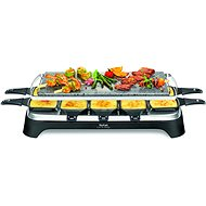 Tefal PR457812 Raclette Inox & Design - Elektromos grill