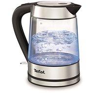 Tefal KI730D30 Glass vízforraló rozsdamentes acél elemekkel - Vízforraló