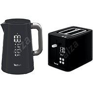 Tefal KO854830 Digital Smart & Light + Tefal TT640810  Digital Display Black - Konyhai elektromos eszközök készlete