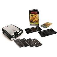 Tefal Snack Collection 4 az 1-ben SW854D16 + Tefal ACC Snack Collection Club SDW Box - Konyhai elektromos eszközök készlete