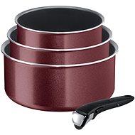 Tefal Ingenio Cook'n'Clean szett 4 db L2379102 - Edénykészlet