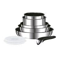 Tefal Inegnio Preference rozsdamentes acél L9409802 szett, 8 db - Edénykészlet
