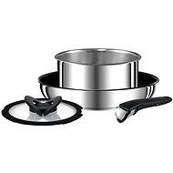 Tefal Ingenio Preference edénykészlet 4 db rozsdamentes acél L9409032 - Edénykészlet