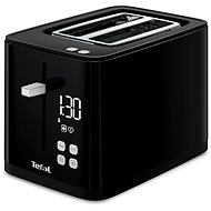 Tefal TT640810  Digital Display Black - Kenyérpirító