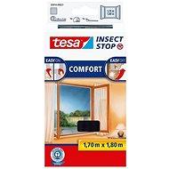 tesa Szúnyogháló COMFORT, ablakra, antracit - Szúnyogháló