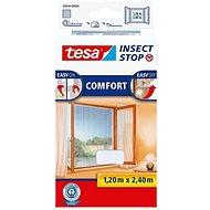 tesa Szúnyogháló COMFORT, francia ablakra, fehér - Szúnyogháló