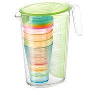 Tescoma myDRINK 2,5 literes, 4 csésze fedővel - Kiöntő