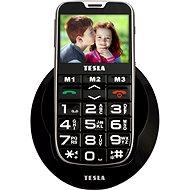 TESLA SimplePhone A50 fekete - Promo
