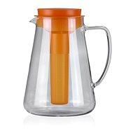 Tescoma TEO kancsó 2.5 l hűtő résszel és szűrővel, narancssárga 646628.17 - Kancsó