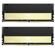 T-FORCE 16 GB KIT DDR4 4000MHz CL18 XTREEM golden series - Rendszermemória