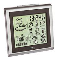 TFA otthoni meteorológiai állomás 35.1145.54 LARGO - Időjárás állomás