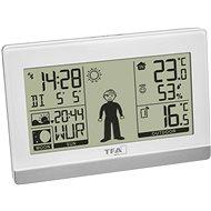 TFA 35.1159.02 WEATHER BOY - házi meteorológiai állomás időjárás-előrejelzéssel és babafigurával - Időjárás állomás