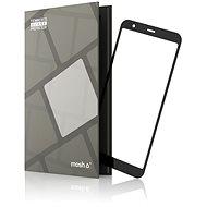 Tempered Glass Protector Asus Zenfone Max Plus ZB570TL készülékhez, keretes - fekete