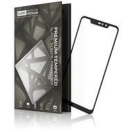 Tempered Glass Protector, keretes, Xiaomi Redmi Note 6 Pro készülékhez, Fekete - Képernyővédő