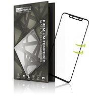 Tempered Glass Protector Huawei Mate 20 Pro készülékhez, fekete - Képernyővédő